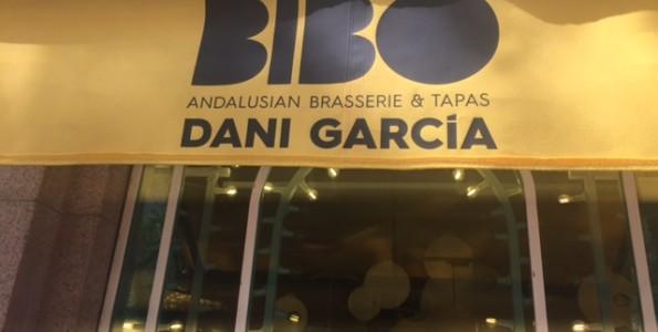 Bibo, la apuesta madrileña de Dani García