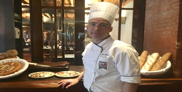 Juan Ignacio Caverzaschi: de las cocinas del mundo al corazón de Argentina
