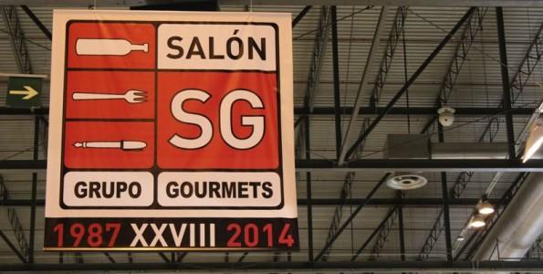 Rápida visual por Salon de Gourmets 2014