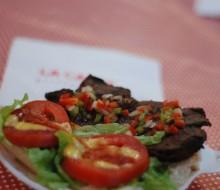 Lista de restaurantes y platos: Paladar