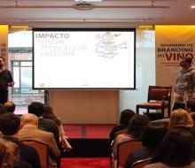 Gran interés por el Seminario de Branding del Vino