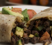 Burritos: la versión frita de los tacos mexicanos