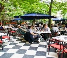 3 bares y restaurantes con patios y terrazas