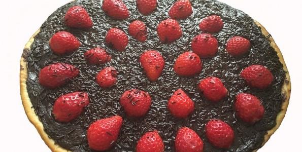Ideas con fresas para endulzar tus fiestas infantiles