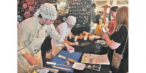 Más de 5.000 personas probaron sabores en feria Paladar