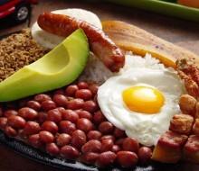 Gastronomía típica de las regiones colombianas