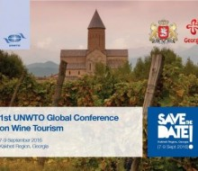 La Conferencia Mundial sobre Enoturismo de la OMT reúne a expertos de todo el mundo