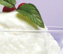 Receta de helado de yogur