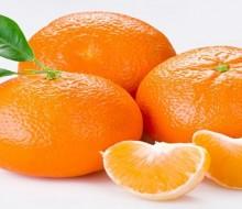 Mandarina: saludable de estación