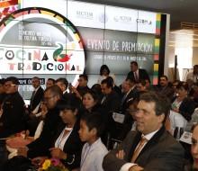 Cocina tradicional mexicana eje de desarrollo y atractivo turístico